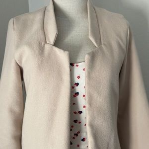 Pretty Little Thing Beige Pocket Coat